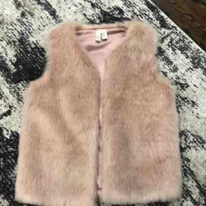 Dusty Pink Vest